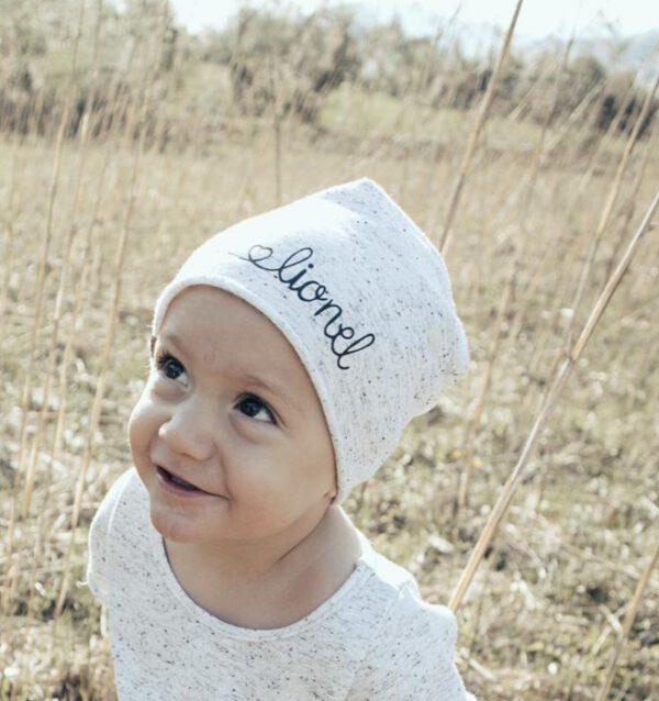 Personalisierte Beanie Mütze