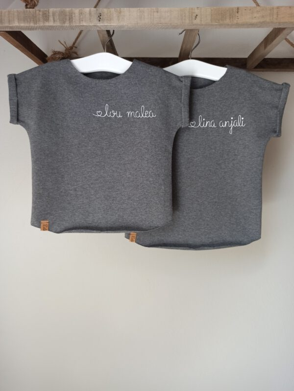 Personalisiertes Shirt Kurzarm